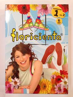 Floricienta Argentina 6 Dvds Pack 2 Telenovela Cris Morena