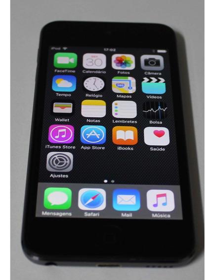 iPod Touch Mgg82bz/a 16gb 5º Geração - Prata