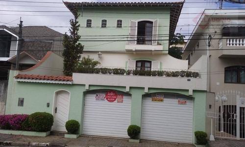 Sobrado Com 4 Dormitórios À Venda, 237 M² Por R$ 1.300.000,00 - Jardim Avelino - São Paulo/sp - So1155