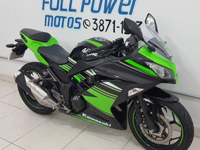 Kawasaki Ninja 300r Preta 2017/17