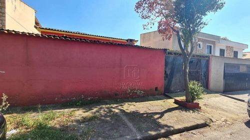 Terreno À Venda, 168 M² Por R$ 550.000,00 - Utinga - Santo André/sp - Te1130