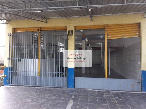 Imagem 1 de 13 de Galpão Em Vila Curuça - Sl0008