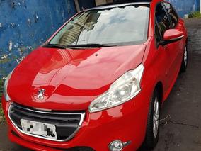 Peugeot 208 Allure Vermelho