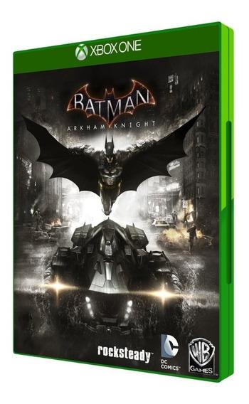 Batman Arkham Knight Xbox One Mídia Digital 100% Português