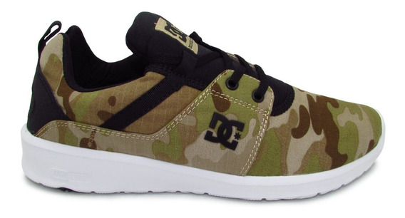 Tenis Dc Shoes Heathrow Se Adys700073 Dsc Desert Camo