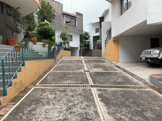 Residencia En Conjunto Horizontal, Tecamachalco