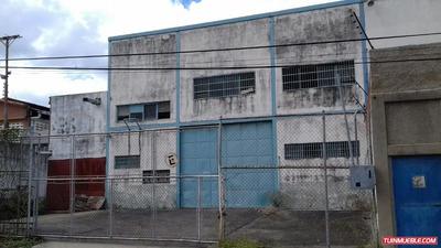 Venta Galpón Calle Las Industrias La Victoria Edo Aragua Cf