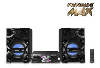 Estéreo Minicomponente Panasonic Max3500
