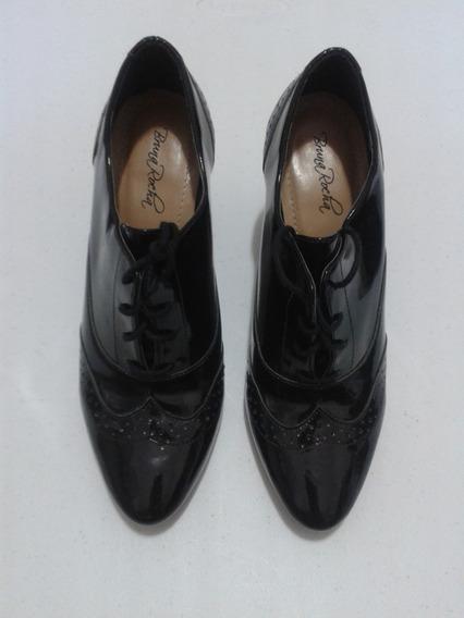 Sapato Oxford Salto 37