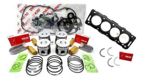 Imagem 1 de 2 de Kit Motor Retifica Gm 2.0 8v Rhz Turbo Tracker Motor Peugeot