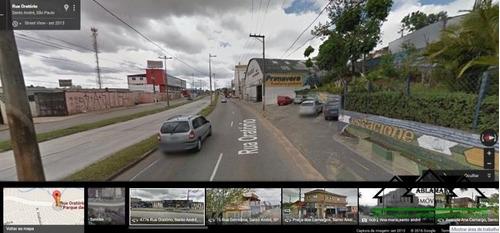 Terreno Oratório Santo André/sp (plano) - Abt0002