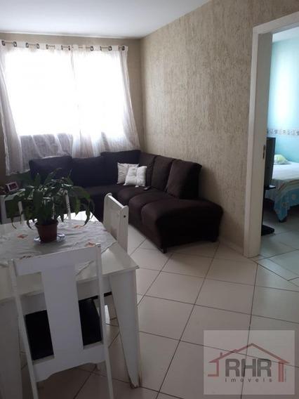 Apartamento Para Venda Em Suzano, Vila Urupes, 3 Dormitórios, 1 Banheiro, 1 Vaga - 651_1-1524623
