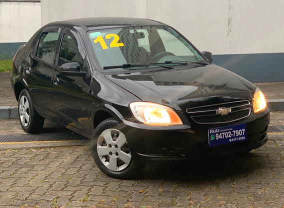Chevrolet Prisma Lt 1.4 Flex Completo 1500 Entrada +499 Mês