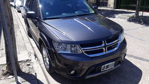 Dodge Journey 2015 2.4 Sxt 170cv Atx6 (techo, Dvd)