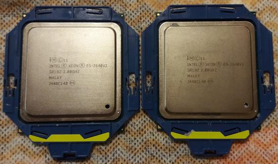 Xeon E5 2640 V2