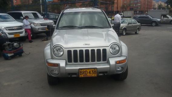 Jeep Cherokee Limited 4x4 Modelo 2005 Ganga