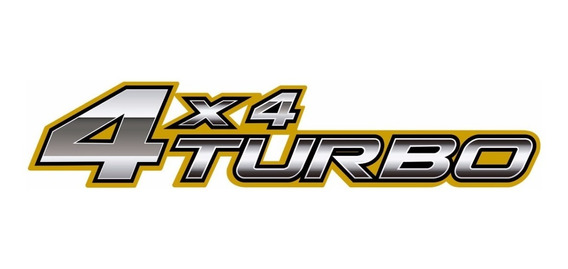Calco Toyota Hilux 4x4 Turbo 2005 - 2009 Alternativa Juego