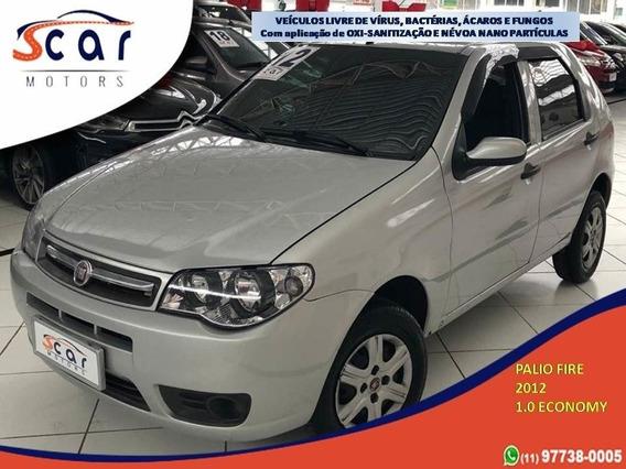 Fiat Palio 1.0 Mpi Fire Economy - 2012