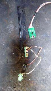 Teclado Mais Sensor Philco Ph42e53sg