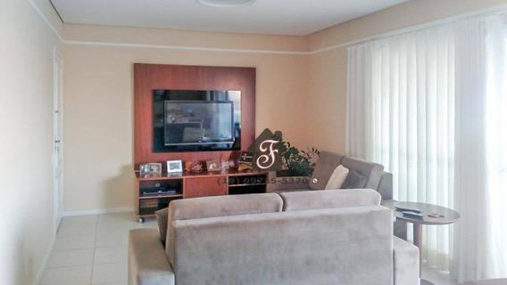 Apartamento À Venda, 134 M² - Parque Prado - Campinas/sp - Ap1478