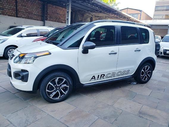 Citroën Aircross Exclusive 1.6 Automátiva