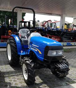 Tractor Agrícola New Holland Workmaster 40 Nuevo