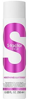 Tigi S-factor Smoothing Lustre Champú, 8.45 Onza Líquida