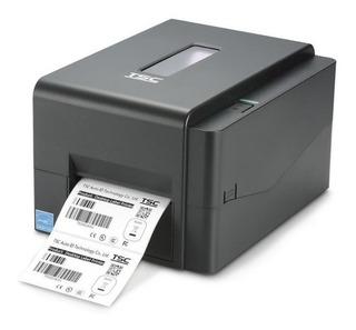 Impresora De Etiquetas Con Ethernet Tsc Te210 + Software