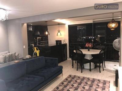 Vendo Ap 127m² - Alto Da Mooca - Massimu - 3 Dorm - 1 Suite - 2 Vgas - Ap1464