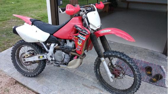 Honda Xr650r Não É Crf230