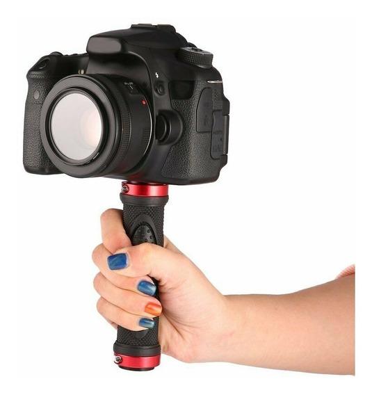 Pistola Grip Suporte Estabilizador Dslr Canon Nikon Celular