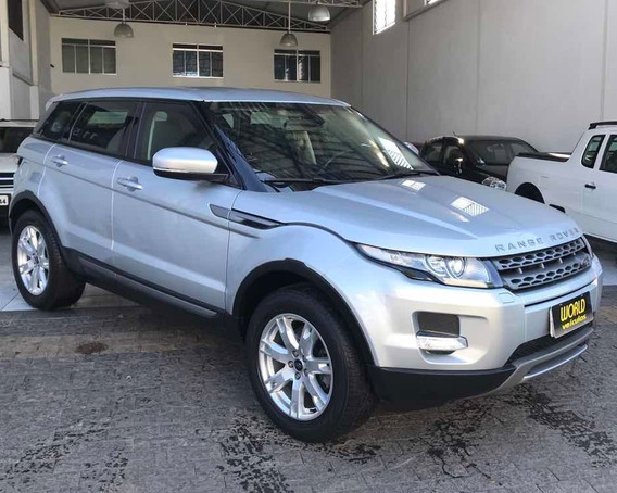 Range Rover Evoque 2.0 Pure Tech 4wd 16v