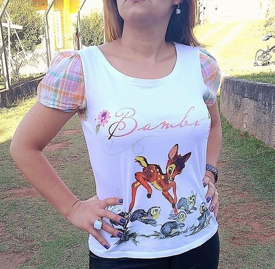 Camiseta Bambi Disney