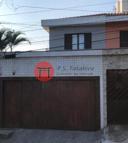 Imagem 1 de 24 de Maravilho Sobrado Frontal À Venda Em Vila Formosa - 4706