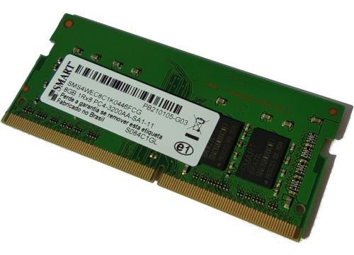 Memória 8gb Smart Sms4wec8c1k0446fcg Lenovo