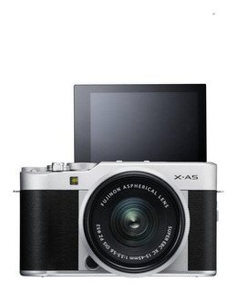 Cámara Fujifilm X-a5 Con Lente Xc15-45mm F/3.5-5.6 Ois