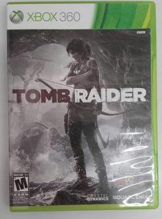 Tomb Raider Xbox 360 Lenny Star Games