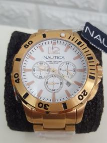 Relogio Nautica A27526g Garantia Nota Fiscal! Leia Anuncio !