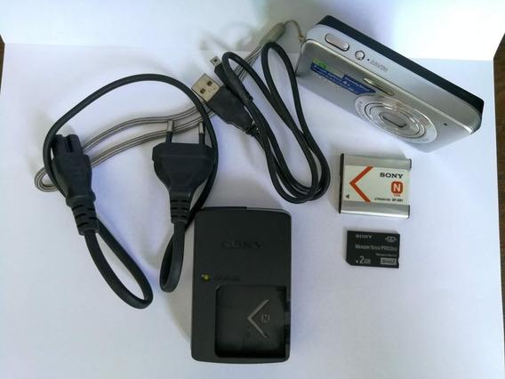 Câmera Sony Cyber-shot Dsc-w310