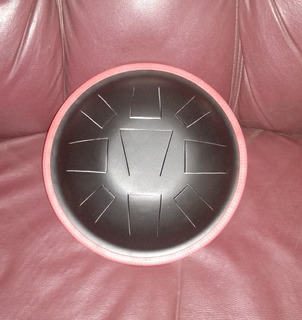 Steel Tongue Drum/tank Drum 9 Notas