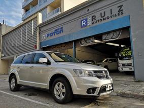 Dodge Journey 2011 Sxt 3 Filas Extrafull Financio Permuto