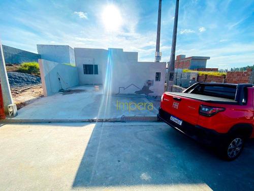 Imagem 1 de 16 de Casa Com 2 Dormitórios À Venda, 66 M² Por R$ 239.000,00 - Set Ville - São José Dos Campos/sp - Ca0539