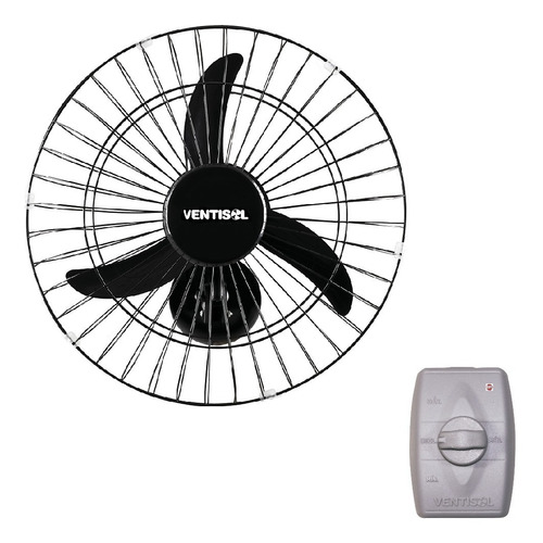 Ventilador Parede Oscilante 50cm New 220v Sj Ventisol