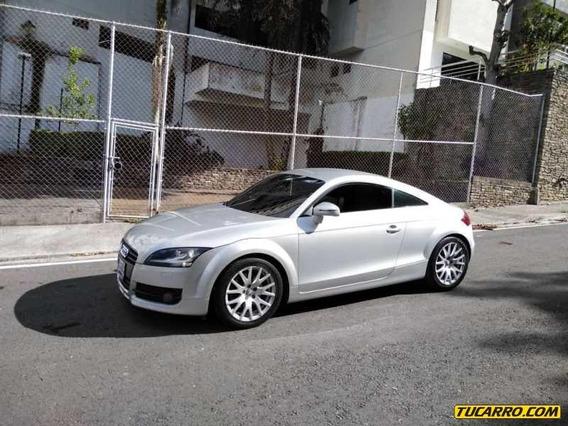 Audi Tt Turbo - Automático