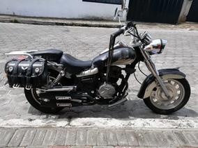 Vendo Moto Ranger Tipo Termineitor De 200cc, Con Maletas