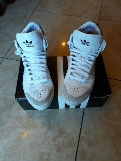 Zapatillas Botitas adidas Mujer Top Ten Hi Sleek. Usa 6
