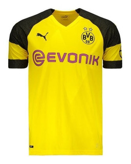 Camisa Puma Borussia Dortmund Home 2019