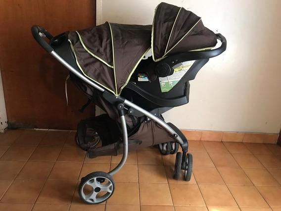 Coche Y Porta Bebe Marca Safety (made In Usa)