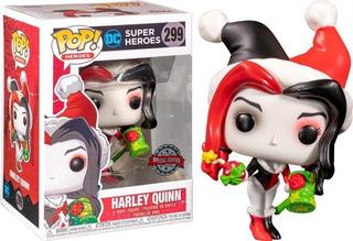 Funko Pop Dc Super Heroes Harley Quinn 299 Original Cellplay