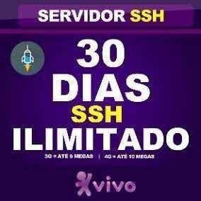 Internet Ssh Ilimitado